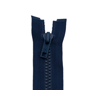 Reißverschluss Kunststoffkrampe 5mm, marine 30 cm