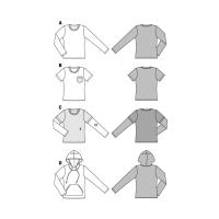 Basic-Shirts H/W 2016 #6602