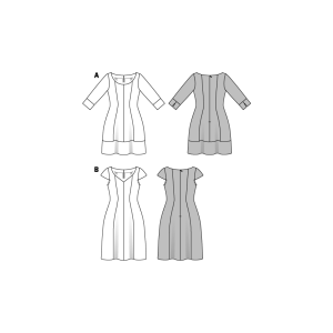 Kleid H/W 2016 #6577
