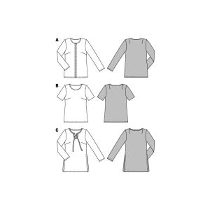 Jacke und Shirt H/W 2016 #6610