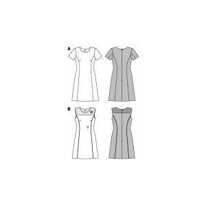 Kleid F/S 2016 #6627
