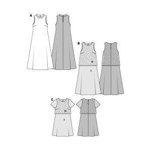 Kleider F/S 2016 #6628