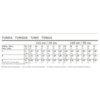 Tunika F/S 2016 #6633