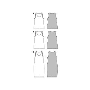 Shirt, Kleid F/S 2016 #6672