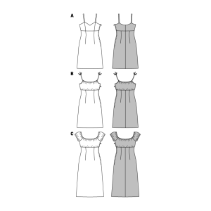 Kleid F/S 2016 #6686