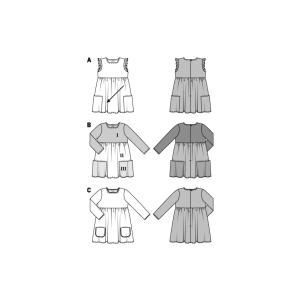 Kleid H/W 2016 #9373