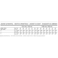 Jacke, Mantel H/W 2015 #6736