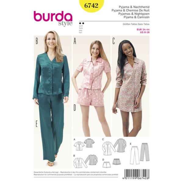 Pyjama und Nachthemd H/W 2015 #6742