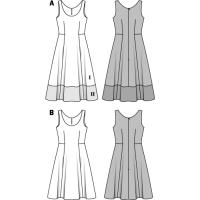 Kleid F/S 2015 #6758