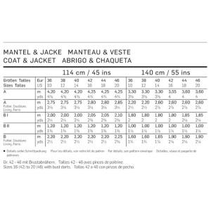 Mantel und Jacke H/W 2014 #6845