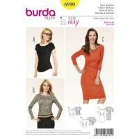 Shirt und Kleid F/S 2014 #6910