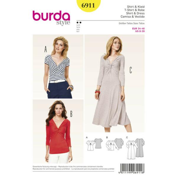 Shirt und Kleid F/S 2014 #6911
