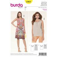 Kleid, Top F/S 2014 #6969