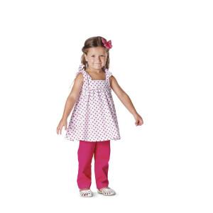 Träger-Kleid – Hose F/S 2014 #9437