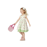 Kleid – Überrock – Overall F/S 2013 #9460