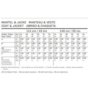 Jacken H/W 2012 #7142