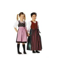 Mädchen-Dirndl H/W 2011 #9509