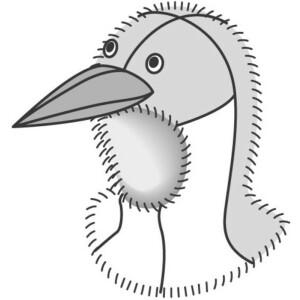 Pinguin, Clown #2414