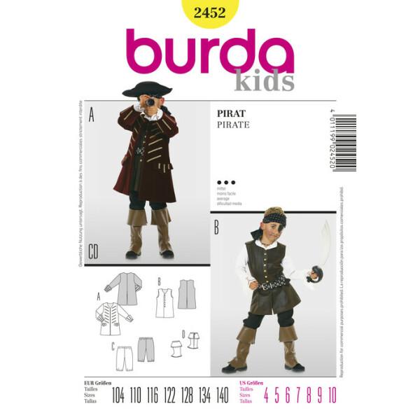 Pirat #2452