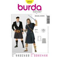 Highlander Kilt - Schottenrock #2515