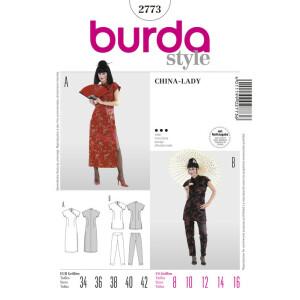 Suzi Wong - Asia-Kleid & Zweiteiler #2773