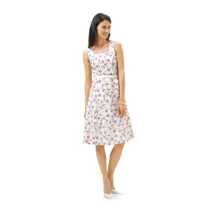 Kleid – Jacke – Teilungsnähte #6687