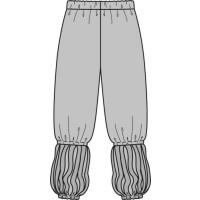 Kostüm - Landsknecht #7467