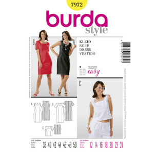 Kleid und Top #7972