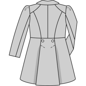 Biedermeier-Anzug #9528