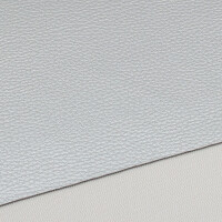 Kunstleder 50x70 cm, silber