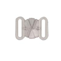 Bikini-Verschluss, transparent
