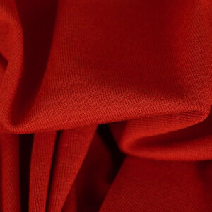 Jersey Viskose, rot