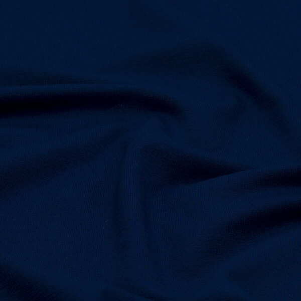 Jersey Viskose, dunkelblau