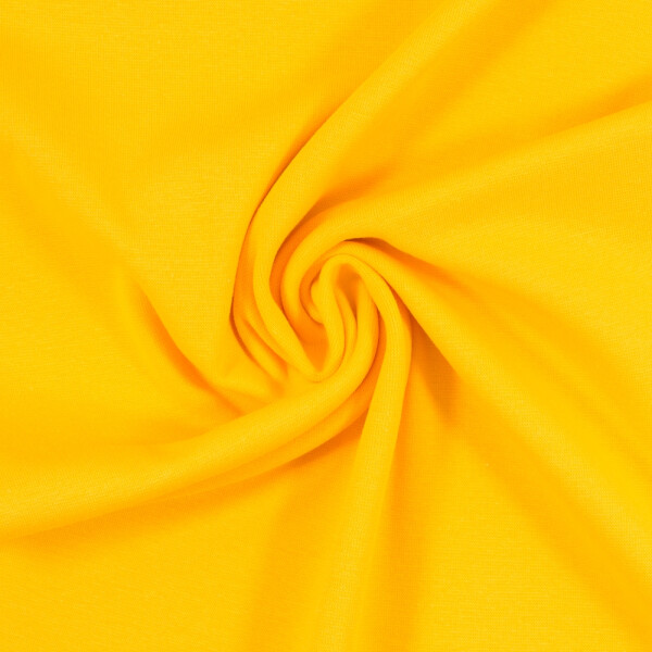 Bündchen, gelb