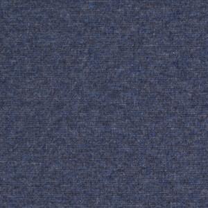 Bündchen meliert, dunkelblau