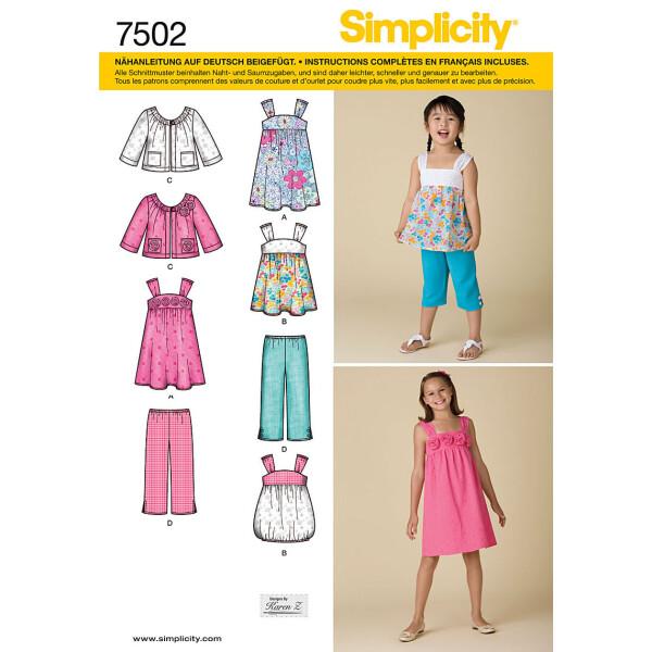 Simplicity 7502
