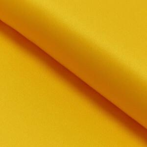 Kleidersatin, gelb