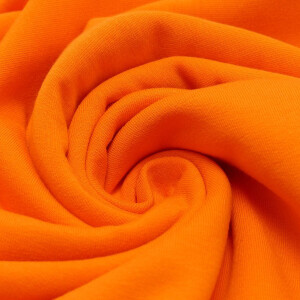 Kuschelsweat, orange
