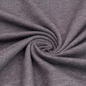 Jersey Jeans Austin, schwarz meliert