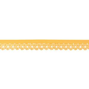 Spitze elastisch 20 mm, gelb