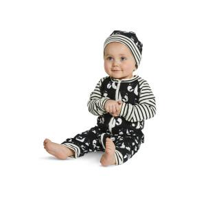 Baby-Strampler – Mütze – Stirnband H/W...