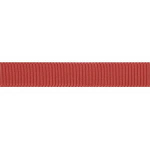 Ripsband 16mm, rot