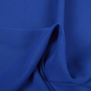 Chiffon, blau
