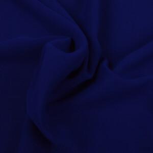 Chiffon, dunkelblau