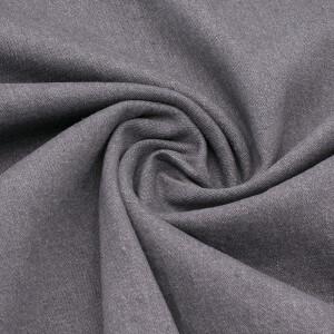 Jeansstoff elastisch, dunkelgrau