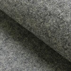 Walkloden, grau meliert