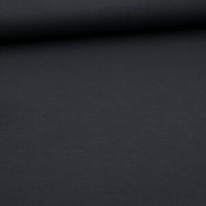 Jersey Modal uni, schwarz