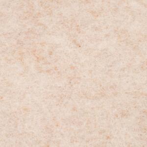 Filz 3 mm, panna meliert 48x68cm