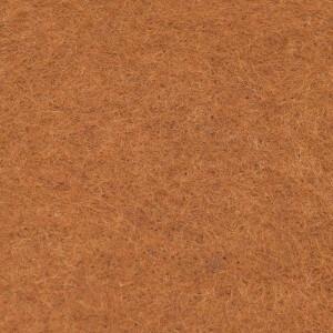Filz 3 mm, braun 48x68cm