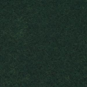 Filz 3 mm, dunkelgrün 48x68cm